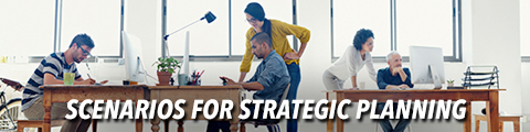 Explore strategic scenarios